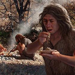 Evolución Humana: dietas del pasado y enfermedades de presente