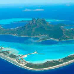 Polinesia francesa: ¿es posible sobrevivir a la etapa del CEP?