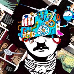 The Amazing Poe. Pionero de la Literatura de Ciencia Ficción