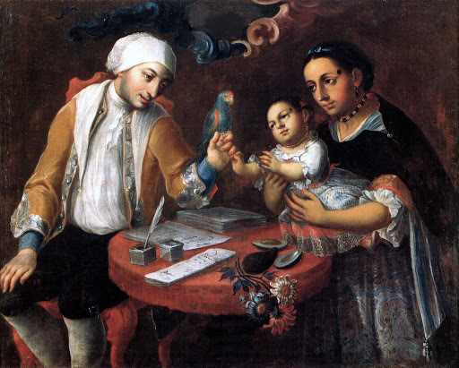 Mesa Redonda. La historia de la familia en Iberoamérica, Siglos XVI-XIX.