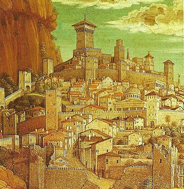 Ciudades y villas de la Baja Edad Media en Castilla-La Mancha