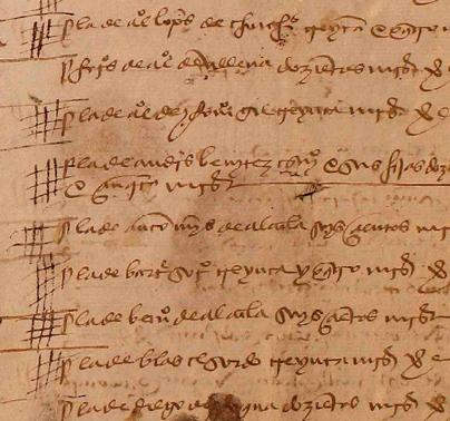 Un recorrido de investigación sobre la Edad Media: El artesanado y el caso de Albacete