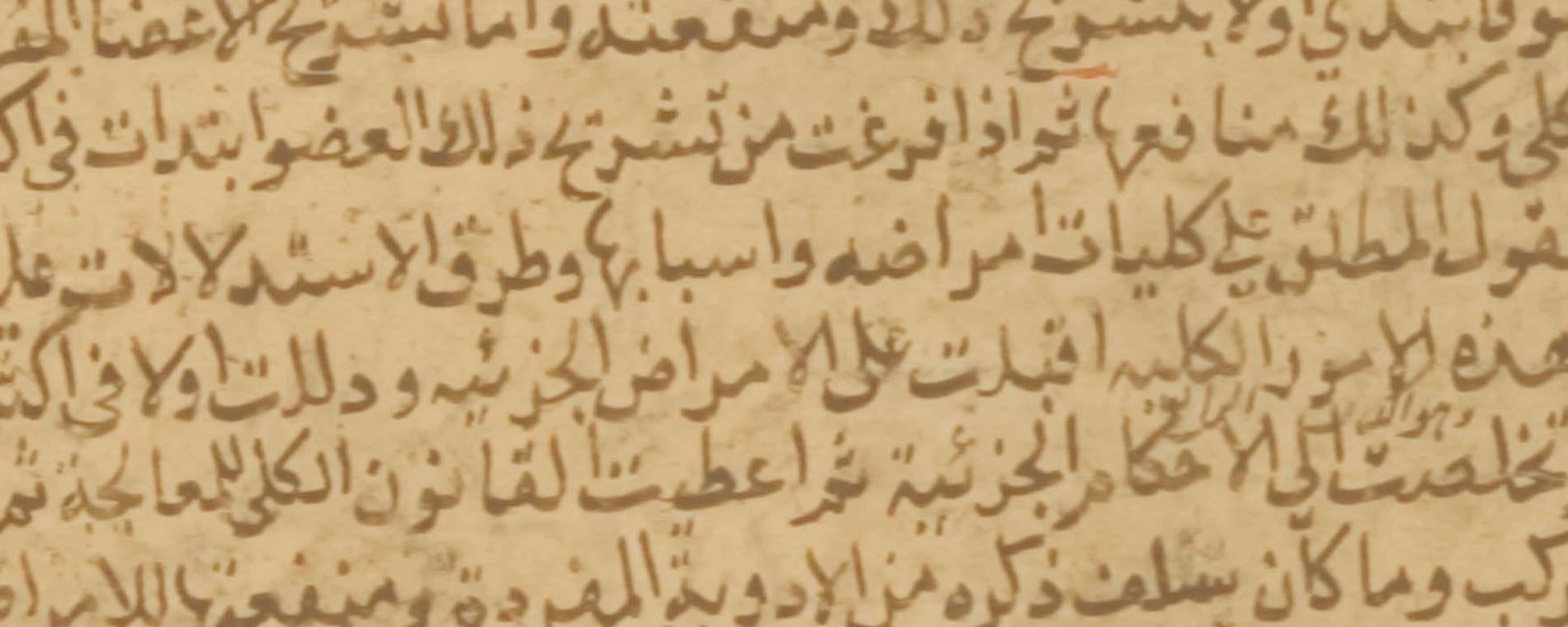 Taller de árabe para investigadores