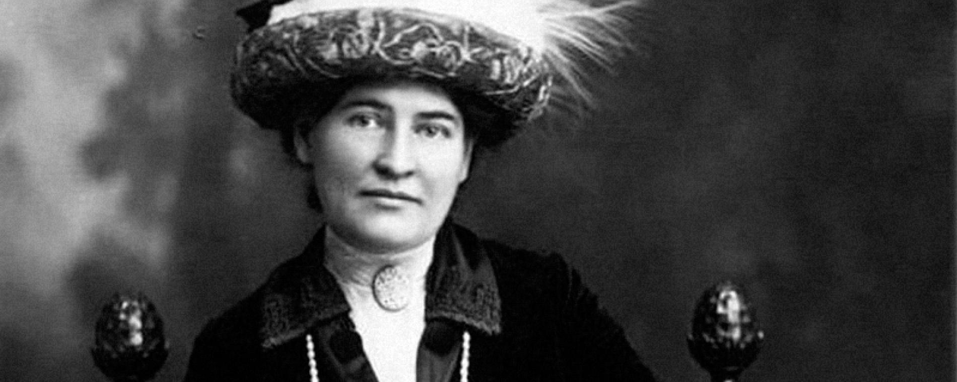 Conferencia: America's Greatest Unknown 20th Century Writer: Willa Cather