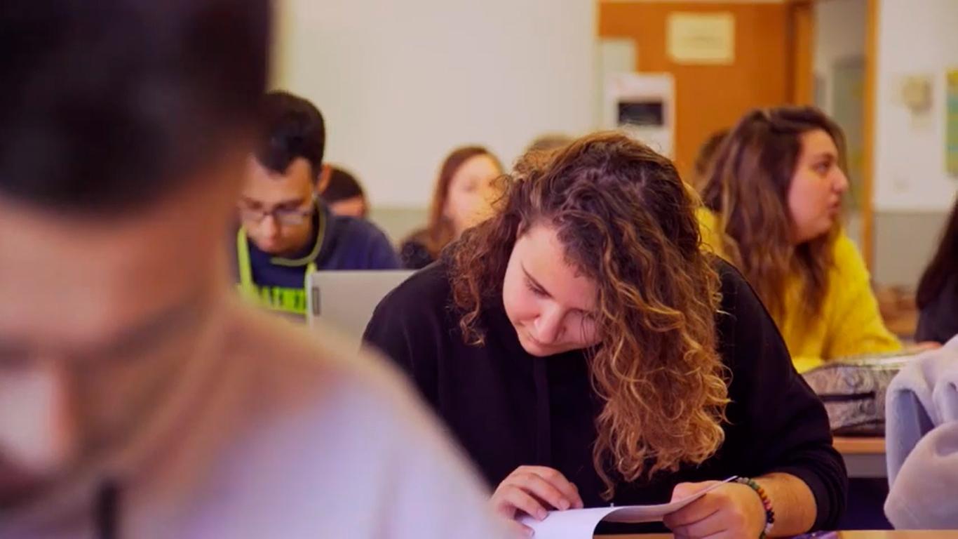Vídeo de la Facultad de Humanidades de Albacete