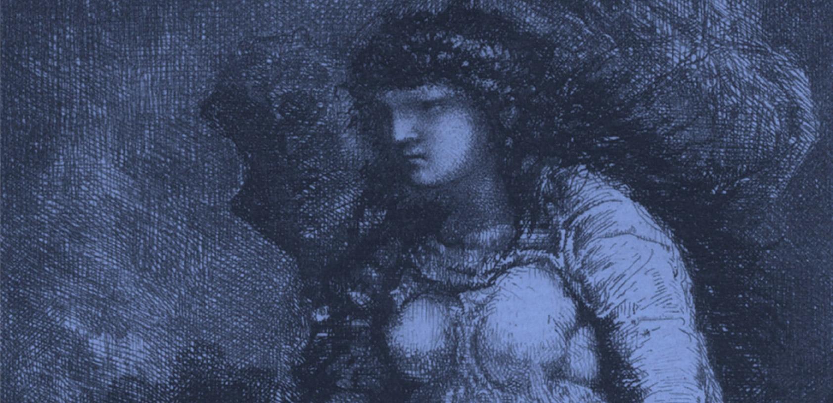 100 hitos ilustrados de la obra de Edgar A. Poe